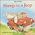 Sheep in a Jeep Cover