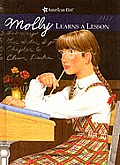 Molly Learns a Lesson: A School Story (American Girls)