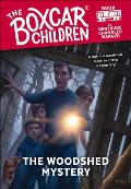Boxcar Children #007: The Woodshed Mystery Cover