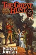 Great Hunt #2: The Great Hunt: Book Two of 'The Wheel of Time' Cover