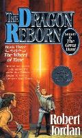 Wheel of Time #03: The Dragon Reborn Cover