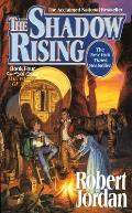 The Shadow Rising: Wheel of Time #04 Cover