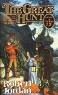 Wheel of Time #02: The Great Hunt Cover