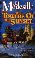 The Towers of the Sunset (Saga of Recluce) Cover