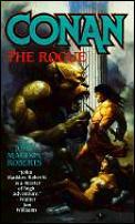 Conan The Rogue by John Maddox Roberts