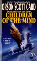 Children of the Mind (Ender Wiggins Saga #4) Cover