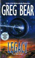 Legacy #1: Legacy Cover