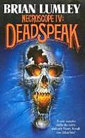 Necroscope #04: Necroscope IV: Deadspeak