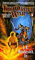 The Order War (Saga of Recluce) Cover