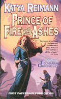 Prince Of Fire & Ashes by Katya Reimann