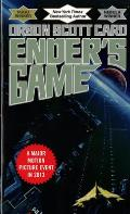 Ender's Game (Ender Wiggins Saga #1) Cover