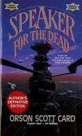 Speaker for the Dead (Ender Wiggins Saga #2) Cover