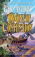 Xone of Contention (Xanth Novels) Cover