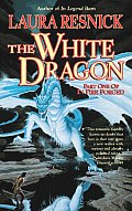 White Dragon In Fire Forged 01