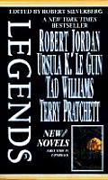 Legends #03: Legends: Short Novels by the Masters of Modern Fantasy Cover