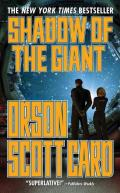 Shadow of the Giant (Ender Wiggins Saga #8) Cover