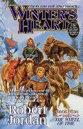 Winter's Heart: Book Nine of 'The Wheel of Time' (Wheel of Time) Cover