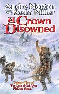 A Crown Disowned by Andre Norton