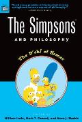 Popular Culture and Philosophy #2: The Simpsons and Philosophy: The D'Oh! of Homer Cover