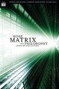 Popular Culture and Philosophy #11: More Matrix and Philosophy Cover
