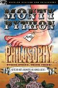 Popular Culture and Philosophy #19: Monty Python and Philosophy: Nudge Nudge, Think Think! Cover