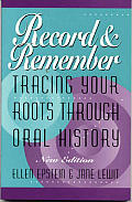 Record & Remember Tracing Your Roots