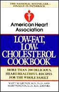 American Heart Association Low Fat Low Cholesterol Cookbook