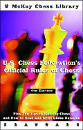 Us Chess Federations Official Rules 4th Edition