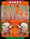 Riddlers Puzzles To Tickle Your Mind