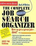 Complete Job Search Organizer 1997 98