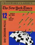 New York Times Daily Crossword Puzzles Volume 12