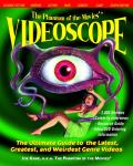 The Phantom of the Movies' Videoscope: The Ultimate Guide to the Latest, Greatest, and Weirdest Genre Videos Cover