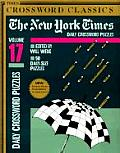 New York Times Daily Crossword Puzzle Volume 17