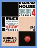 Random House Crostics Volume 4