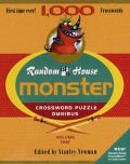 Random House Monster Crossword Puzzle Omnibus Volume 1