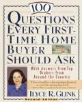 100 Questions Every First Time Home Buyer Should Ask With Answers from Top Brokers Around the Country