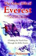 The Other Side of Everest: Climbing the North Face Through the Killer Storm Cover