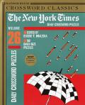 New York Times Daily Crossword Puzzles Volume 26