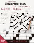 New York Times Sunday Crossword Tribute to Eugene T Maleska