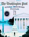 Washington Post Sunday Crossword Puzzles Volume 13