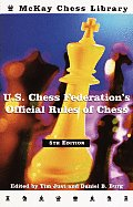 United States Chess Federation's Official Rules of Chess, Fifth Edition (McKay Chess Library) Cover