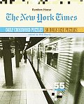 New York Times Daily Crossword Puzzles Volume 55