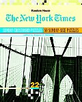 New York Times Sunday Crossword Puzzles #22: New York Times Sunday Crossword Puzzles, Volume 22