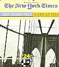 New York Times Sunday Crossword Puzzles, Volume 24 Cover