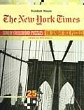 New York Times Sunday Crossword Puzzles Volume 25
