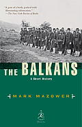 The Balkans: A Short History Cover