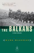 Balkans A Short History