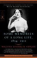 Some Memories of a Long Life, 1854-1911 (Modern Library)