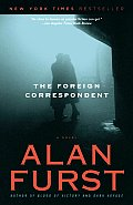 The Foreign Correspondent: A Novel Cover