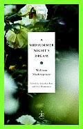 A Midsummer Night's Dream (Modern Library Classics) Cover